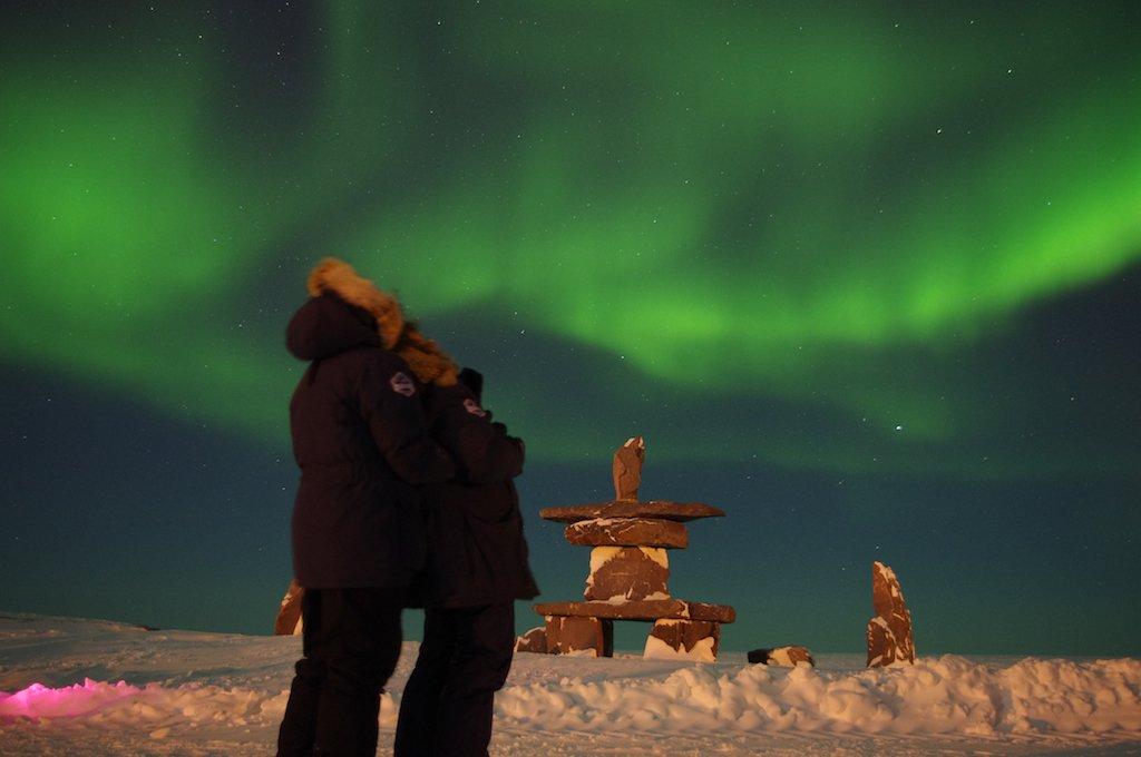 8 Romantic Date Night Ideas in the Polar Bear Capital of the World